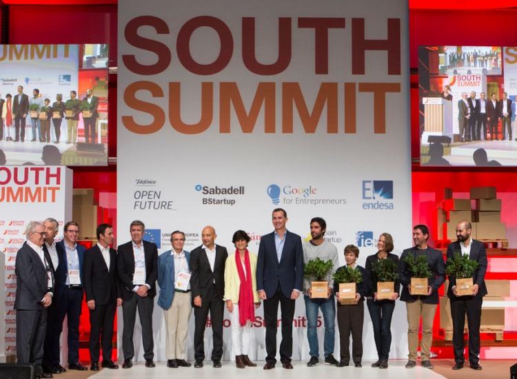 Awards Ceremony  South Summit 03.jpg